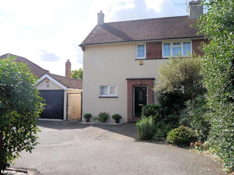 3 Bedrooms Semi Detached House for sale in Clarence Road, Windsor SL4