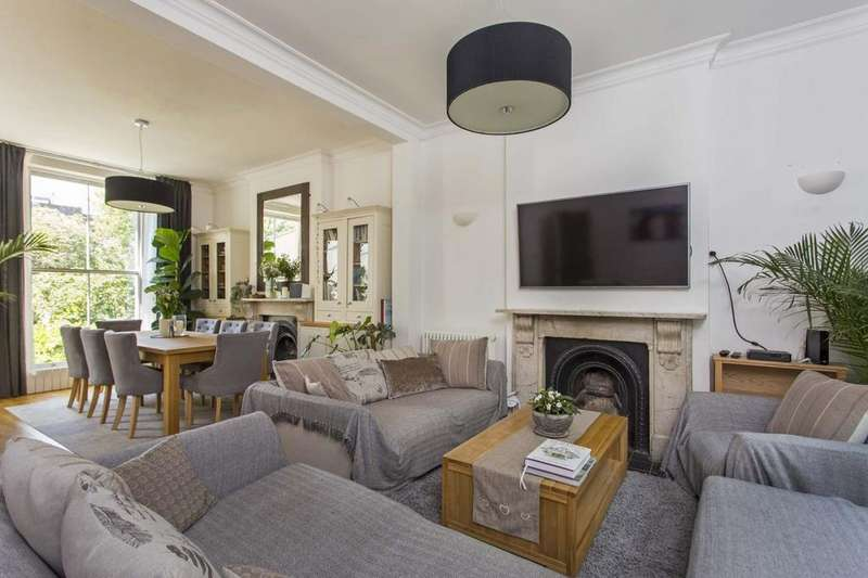 3 Bedrooms Maisonette Flat for sale in Hilldrop Crescent, Tufnell Park, N7
