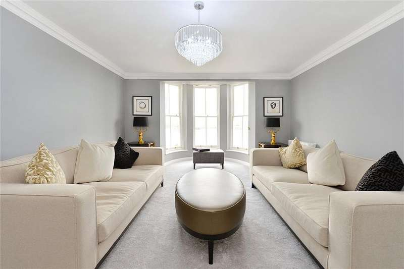4 Bedrooms Terraced House for sale in Mariners Mews, London