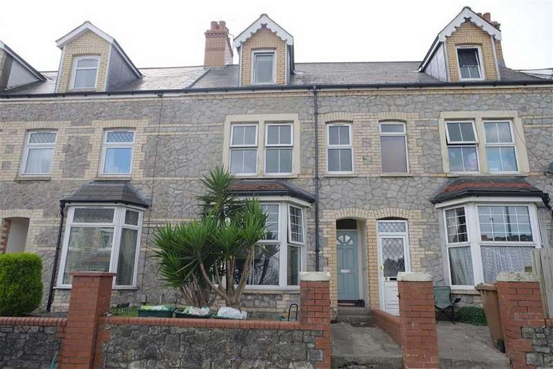 4 Bedrooms Terraced House for sale in Courtney Road, Barry, Vale Of Glamorgan