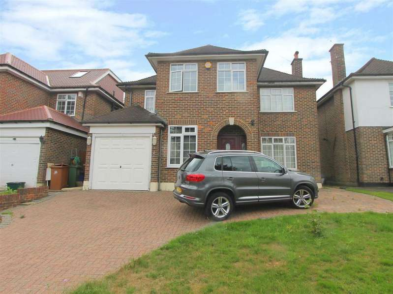 5 Bedrooms Detached House for sale in Stratton Avenue, Wallington
