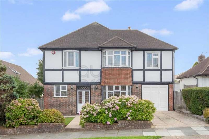 4 Bedrooms House for sale in Green Ridge, Brighton, East Sussex