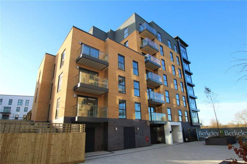 2 Bedrooms Flat for sale in Montagu House, Padworth Avenue, Reading, RG2