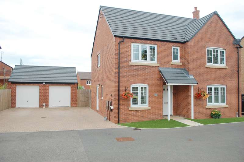 4 Bedrooms Detached House for sale in Nelson Way, Bidford on Avon, Alcester