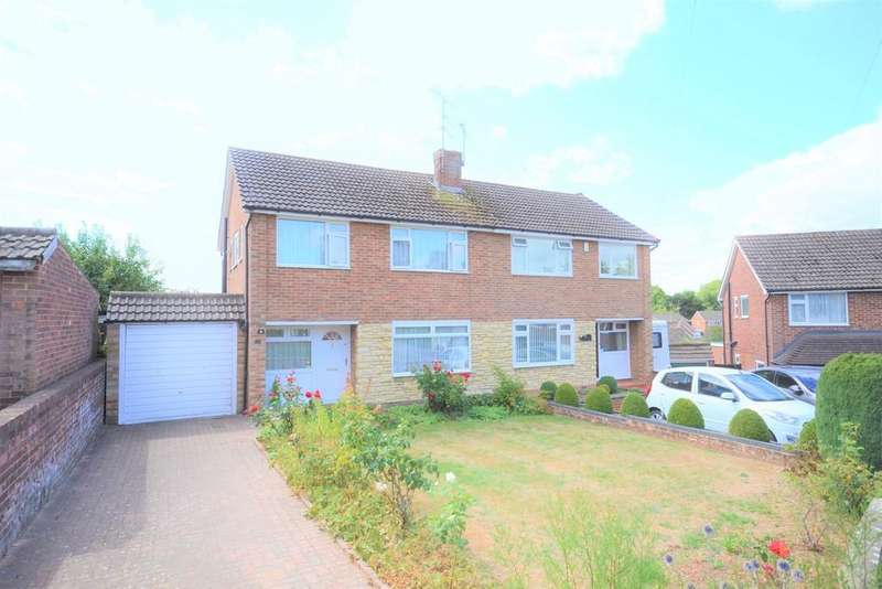 3 Bedrooms Semi Detached House for sale in Hazelwood Close, Tilehurst