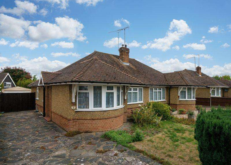 2 Bedrooms Bungalow for sale in Medley Close, Eaton Bray