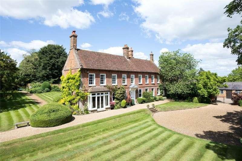 6 Bedrooms Detached House for sale in Sharpenhoe Road, Streatley, Bedfordshire, LU3