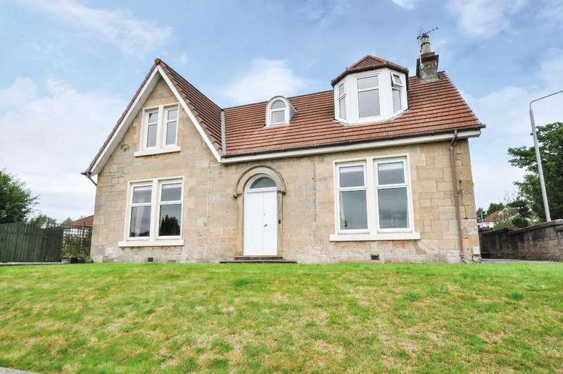 4 Bedrooms Detached House for sale in Cochno Road, Hardgate, West Dunbartonshire, G81 6NR