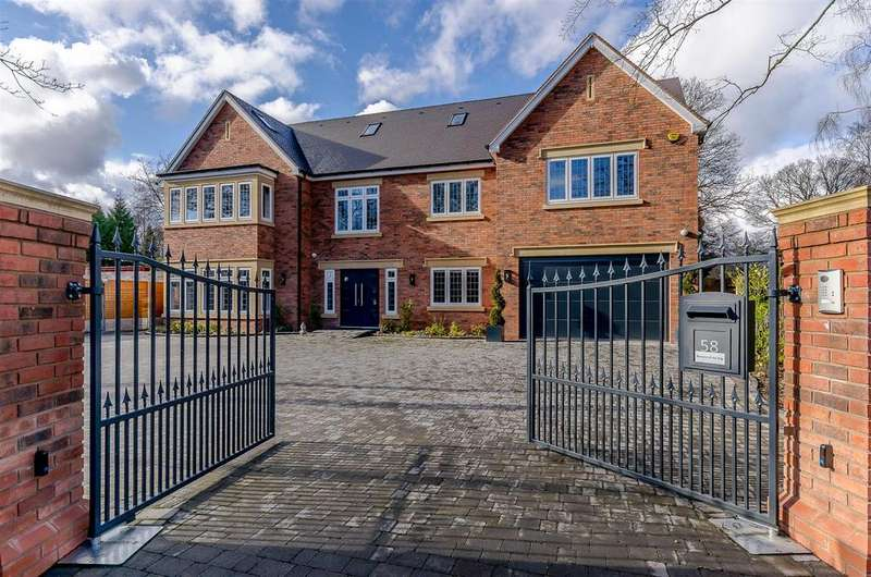 6 Bedrooms House for sale in Alderbrook Road, Solihull