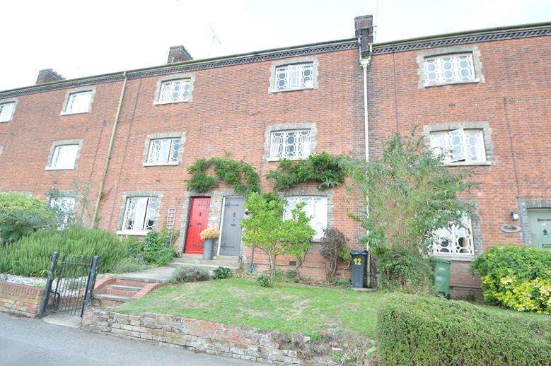 4 Bedrooms Terraced House for sale in Factory Terrace, Halstead CO9