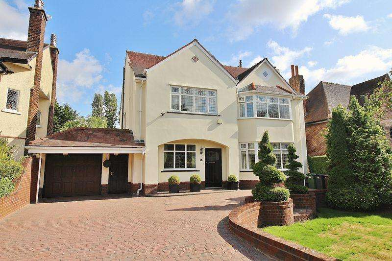 4 Bedrooms Detached House for sale in Brocklebank Road, Southport