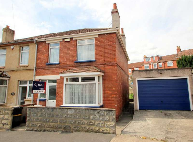 3 Bedrooms Semi Detached House for sale in Mascot Road, Victoria Park, BRISTOL, BS3