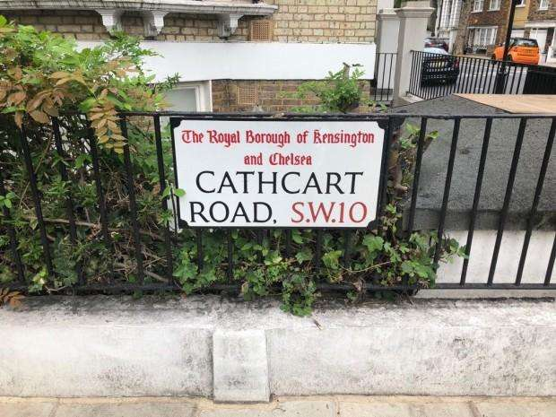 4 Bedrooms Terraced House for sale in Cathcart Road, London, SW10