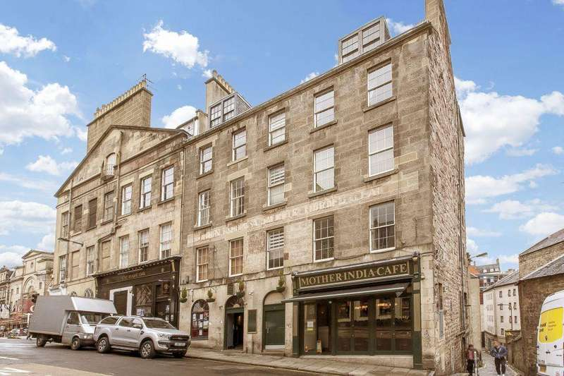 2 Bedrooms Flat for sale in 4/5 Infirmary Street, old Town, Edinburgh, EH1 1LT