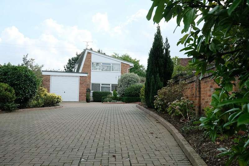 3 Bedrooms Detached House for sale in Beehive Lane, Great Baddow, Chelmsford, CM2