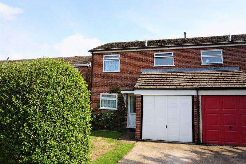 3 Bedrooms Semi Detached House for sale in Ilkley Way, Thatcham