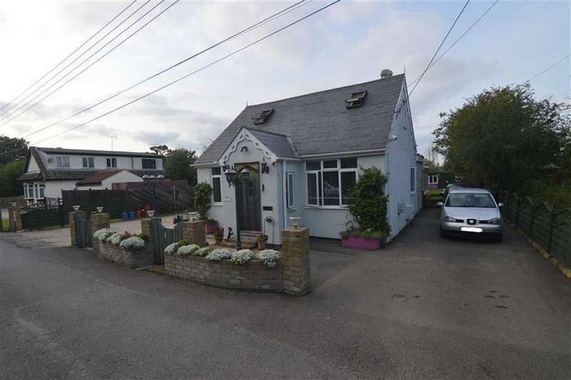 3 Bedrooms Detached Bungalow for sale in Katherine Road, Bowers Gifford