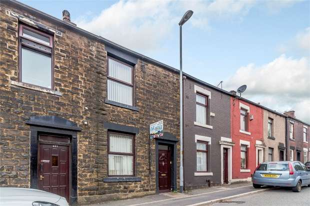 2 Bedrooms Terraced House for sale in Whitworth Road, Rochdale, Lancashire