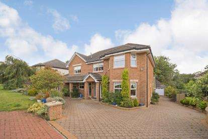 6 Bedrooms Detached House for sale in Faulkner Grove, Motherwell, North Lanarkshire