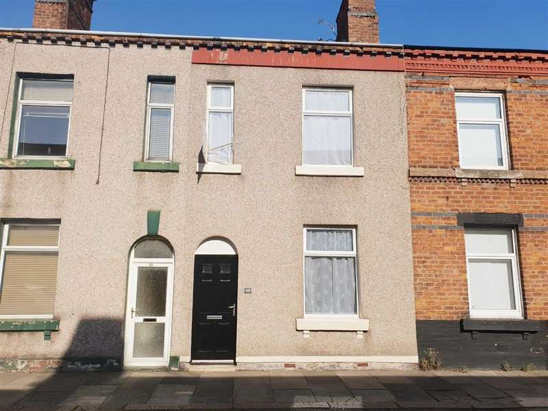 2 Bedrooms Terraced House for sale in Marsh Street, Barrow In Furness, Cumbria