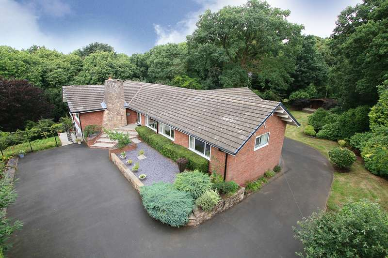 5 Bedrooms Detached House for sale in Chantry Road, Stourton, Stourbridge, DY7