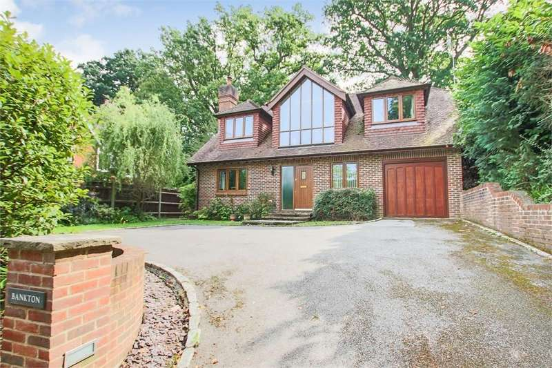 4 Bedrooms Detached House for sale in Chapel Lane, Forest Row, East Sussex