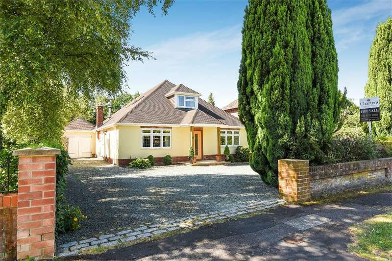 5 Bedrooms Detached House for sale in Grosvenor Road, Hiltingbury, Hampshire, SO53