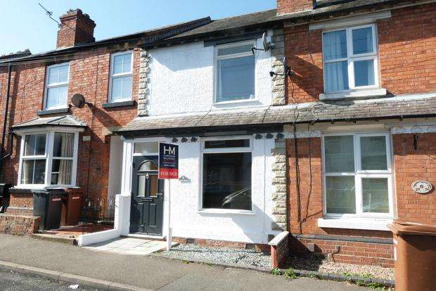 3 Bedrooms Terraced House for sale in Albert Street, Melton Mowbray, LE13