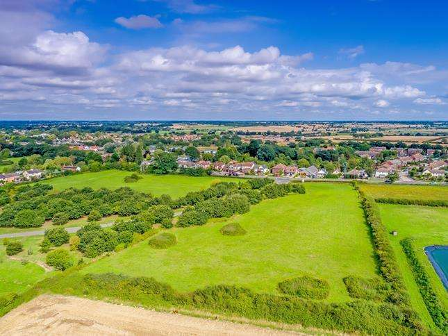 Land Commercial for sale in Frinton Road, Clacton-on-sea, Essex, CO16 0JD