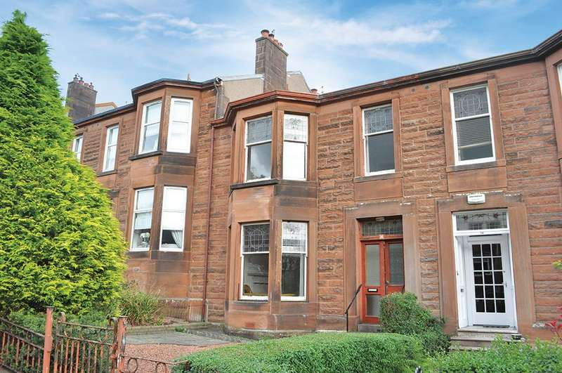 3 Bedrooms Terraced House for sale in 36 Kingsford Avenue, Muirend, G44 3EU