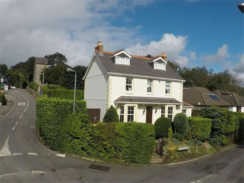 4 Bedrooms Detached House for sale in St Mellons Road, Lisvane, Cardiff.