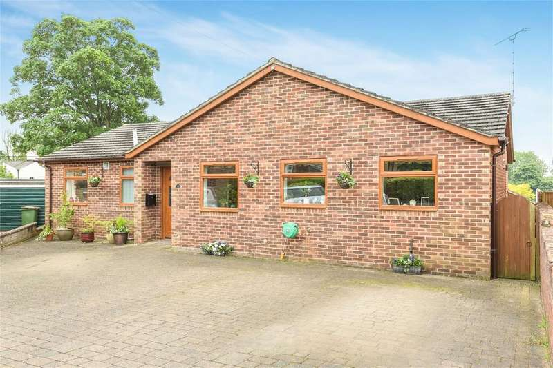 4 Bedrooms Bungalow for sale in Asford Grove, Bishopstoke, Hampshire, SO50