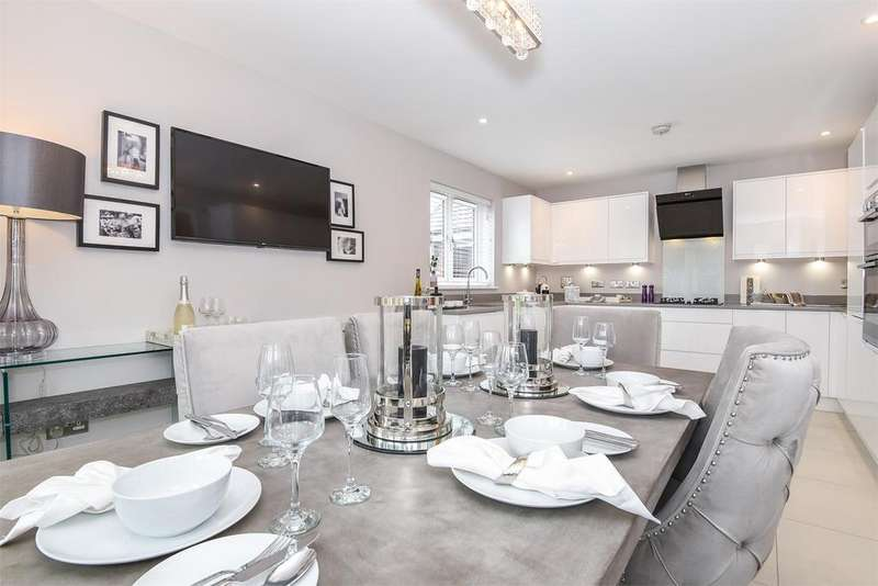 3 Bedrooms Terraced House for sale in Stoneham Lane, Eastleigh, Hampshire, SO50