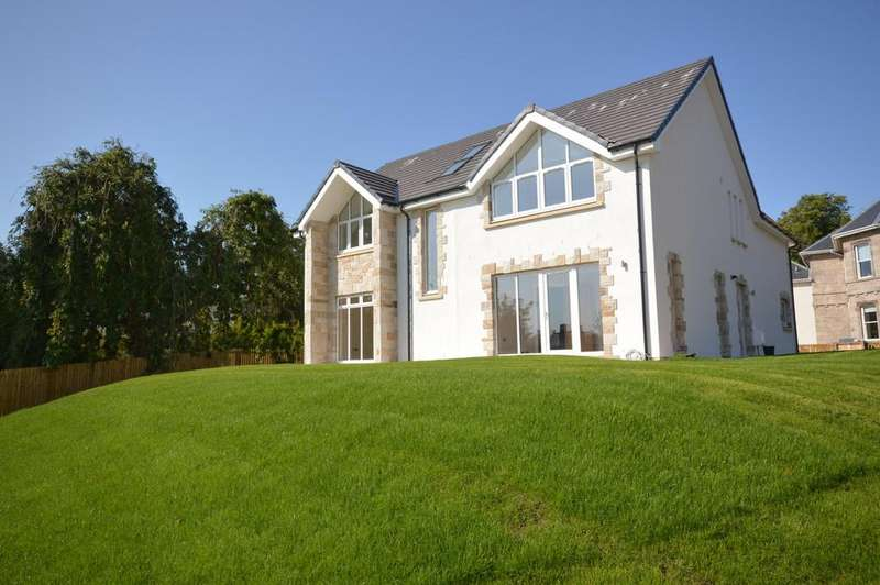 4 Bedrooms Detached House for sale in Kirkton Grove, Dumbarton G82 4BF