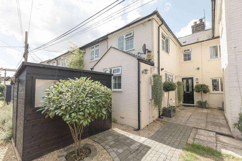 2 Bedrooms Terraced House for sale in Emlyn Buildings, The Brocas, Eton, Windsor SL4