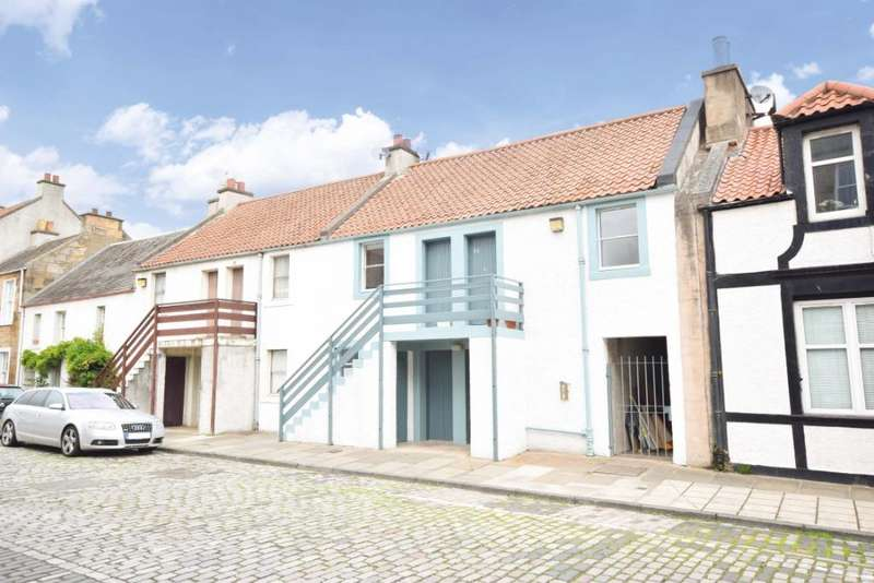 3 Bedrooms Terraced House for sale in Newhaven Main Street, Newhaven, Edinburgh, EH6 4TA