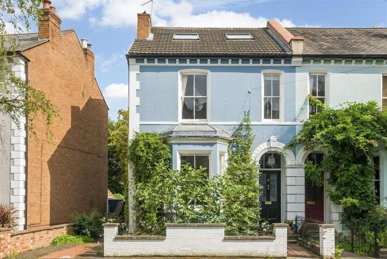 5 Bedrooms Town House for sale in St. Marys Crescent, Leamington Spa