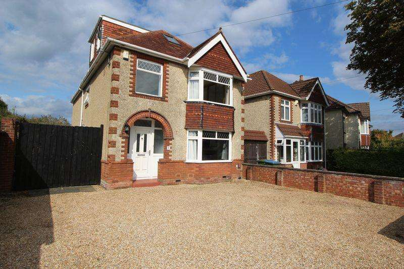 5 Bedrooms Detached House for sale in St. Aubins Avenue, Bitterne