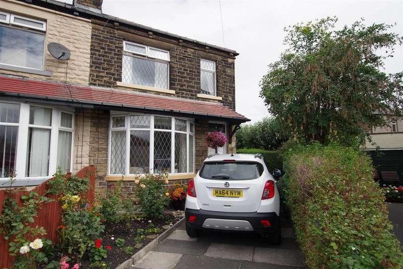3 Bedrooms Semi Detached House for sale in Grange Grove, Bradford, Thornbury