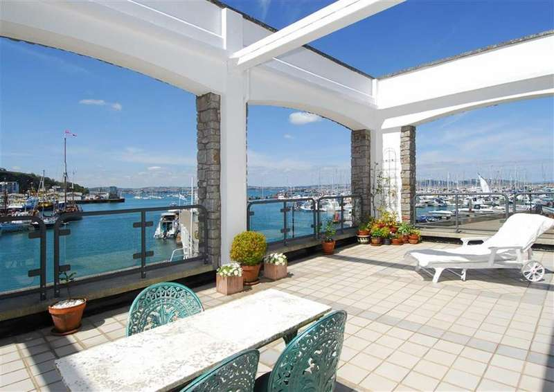 3 Bedrooms Flat for sale in Berry Head Road, Harbour Area, Brixham, TQ5