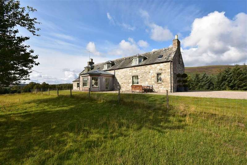 4 Bedrooms Detached House for sale in Ballindalloch