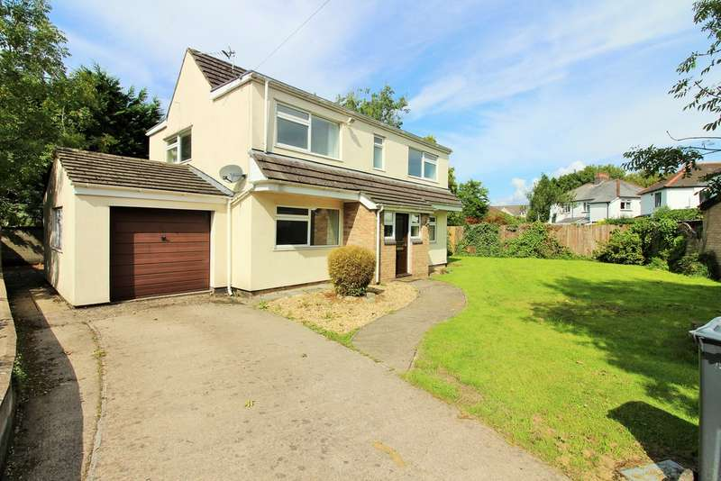 4 Bedrooms Property for sale in Pen Y Bryn Road, Cyncoed, Cardiff