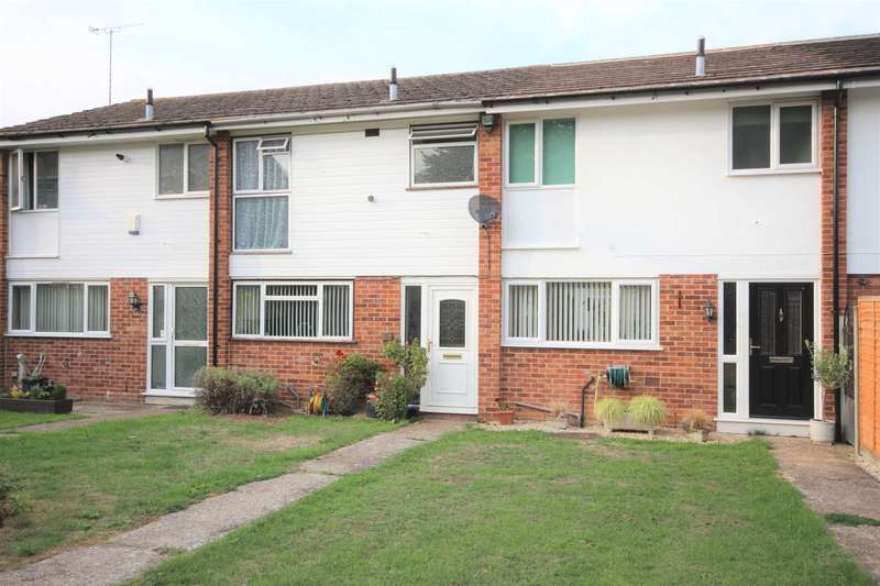3 Bedrooms Terraced House for sale in Burnham Close, Windsor