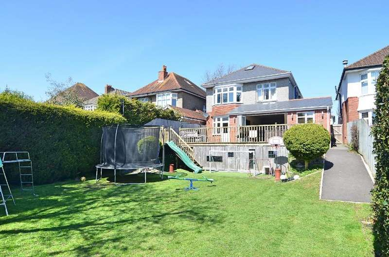 6 Bedrooms Detached House for sale in Fernside Road, Bournemouth