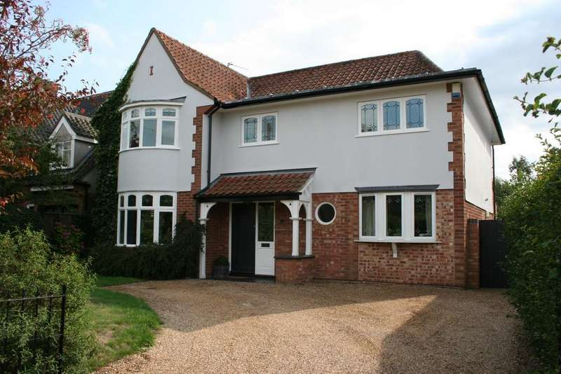 4 Bedrooms Detached House for sale in EATON ROAD, NORWICH