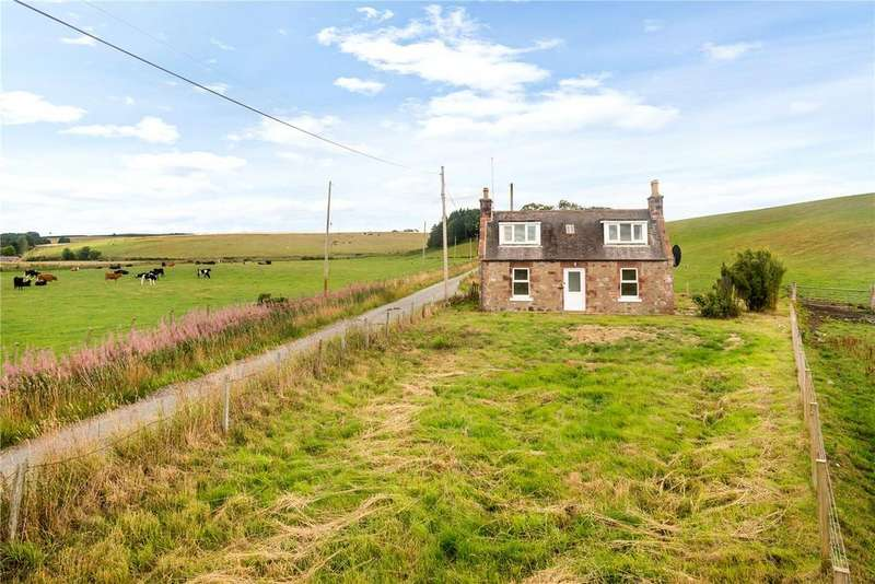 2 Bedrooms Detached House for sale in Greenbrae Cottage, Auchterless, Turriff, Aberdeenshire, AB53