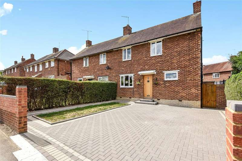 3 Bedrooms Semi Detached House for sale in Clewer Hill Road, Windsor, Berkshire, SL4
