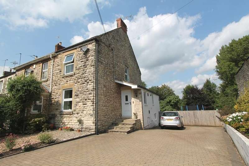 4 Bedrooms End Of Terrace House for sale in Bath Road, Paulton, Bristol