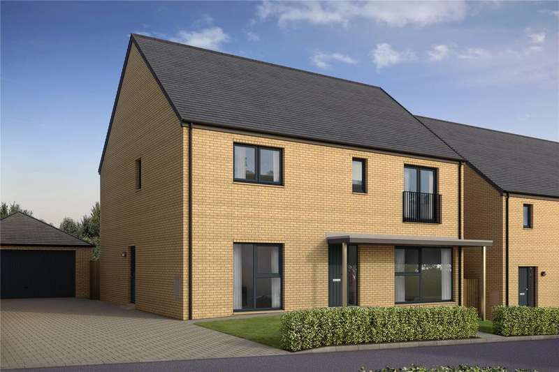 5 Bedrooms Detached House for sale in Manor Wood, Plot 57 - Willow, Old Dalkeith Road, Edmonstone, EH17