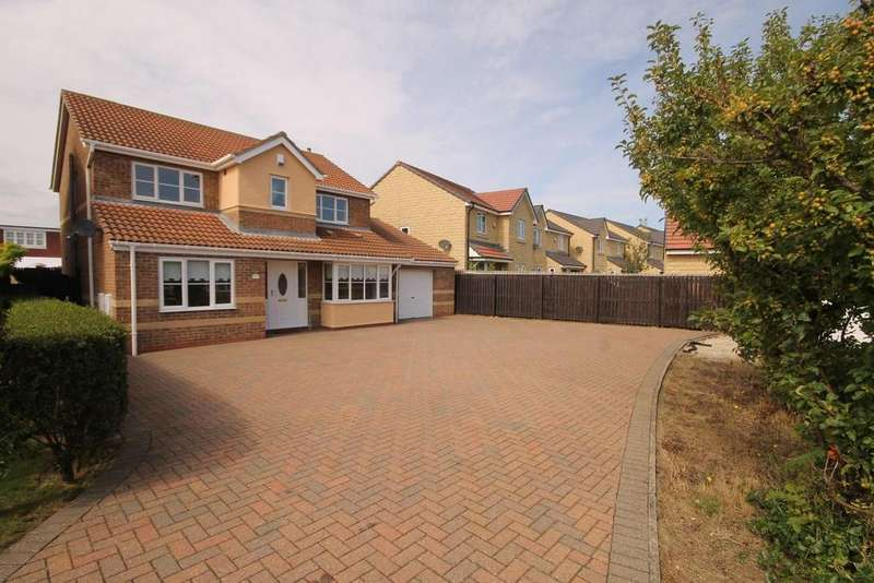 4 Bedrooms Detached House for sale in Pavilion Close, Seaton Carew, Hartlepool